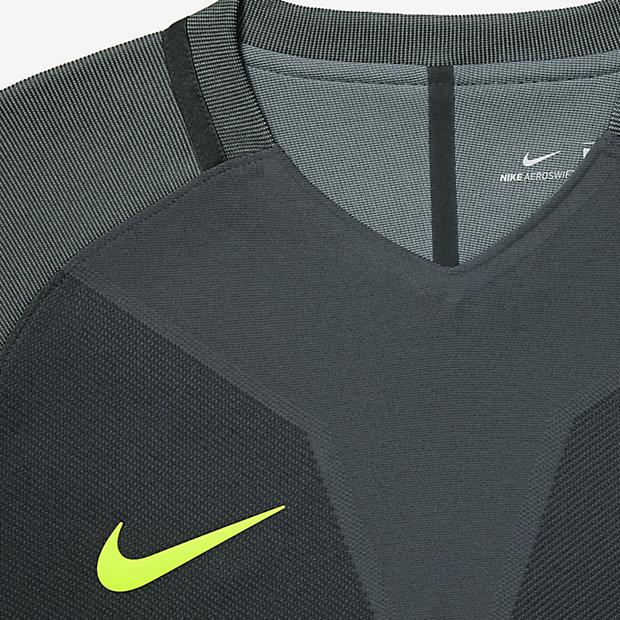 Nike Strike Aeroswift 男款短袖足球上衣