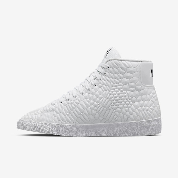 Nike Blazer Diamond White