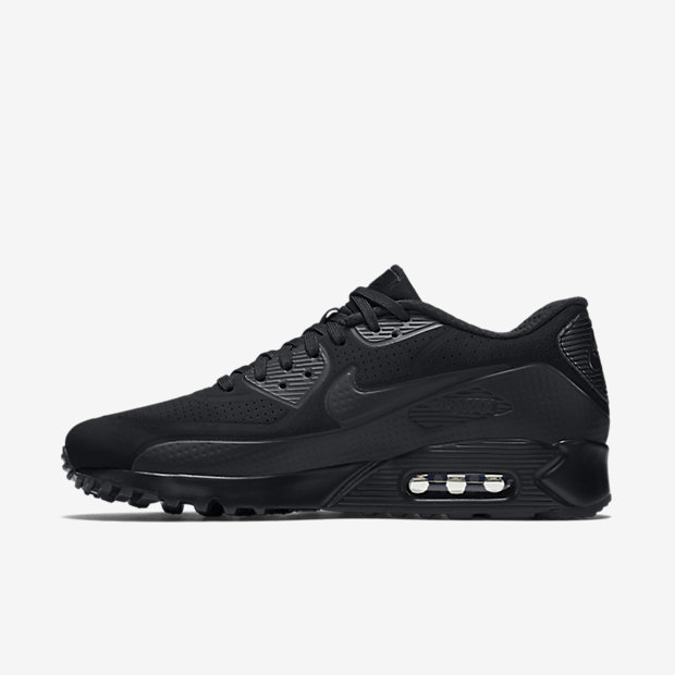 Nike Air Max 90 Ultra Moire Black/Black/Whi