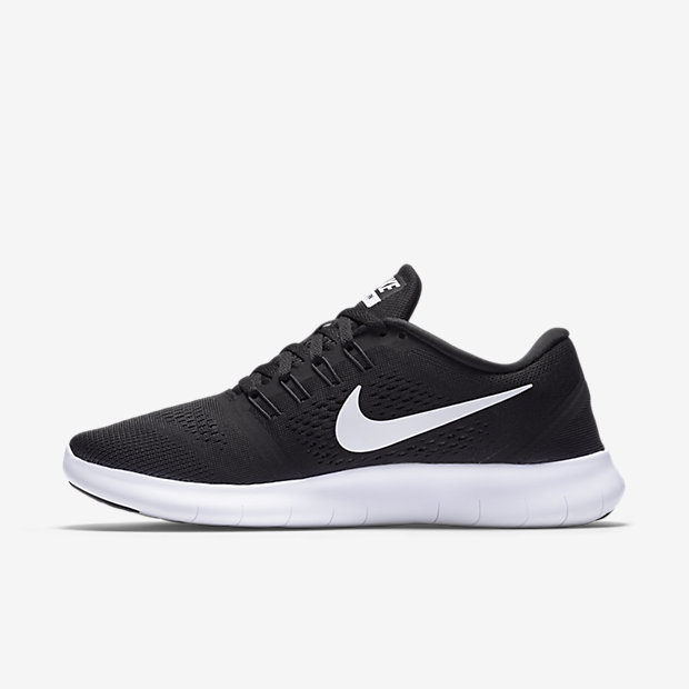 nike running shoes black and white graysands co uk