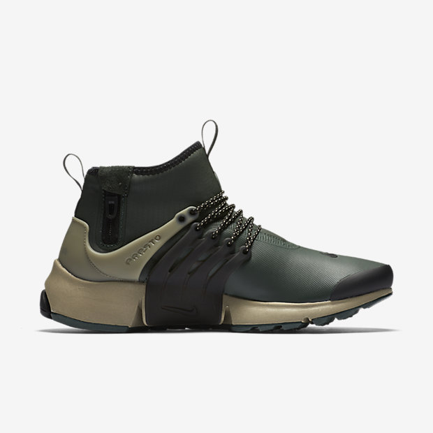 Nike Air Presto Mid Utility Shoes