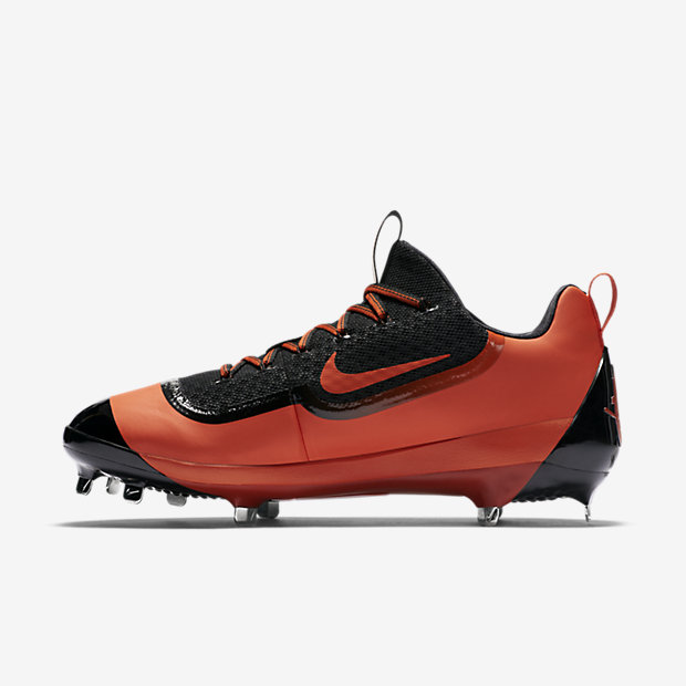 Nike Huarache Baseball Orange
