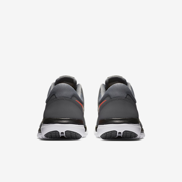 Nike Flex Experience RN Anthracite Metallic Silver Gym Red