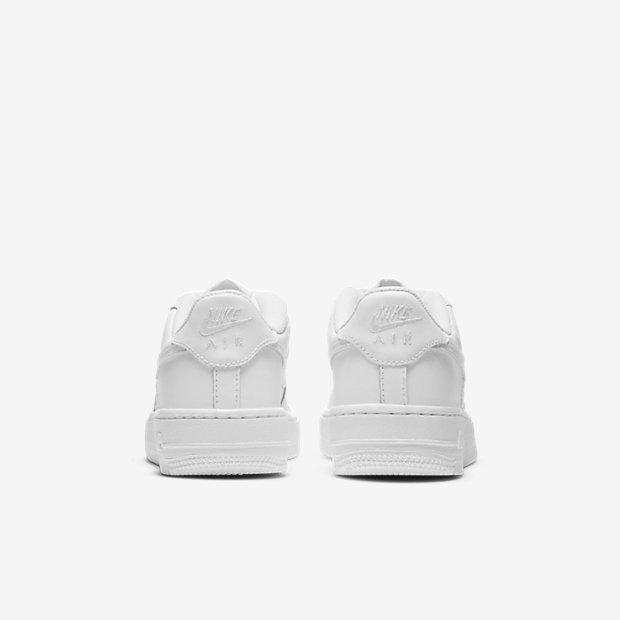 Nike Air Force Blancas Niños