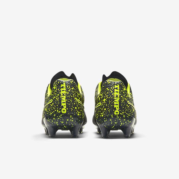 Nike Hypervenom Phantom - Rückseite Schwarz