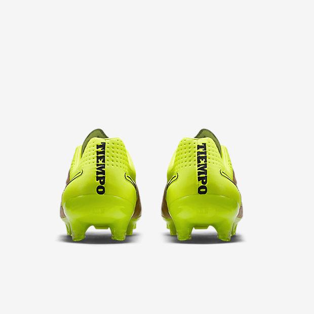 Nike Hypervenom Phantom - Rückseite Grün