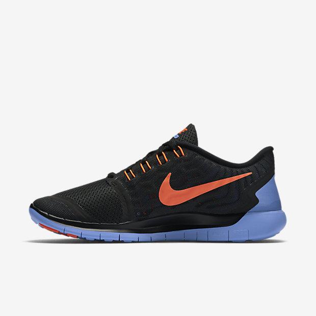 03f6c1accdd60 Nike Free 50 Running Shoes Orange blue