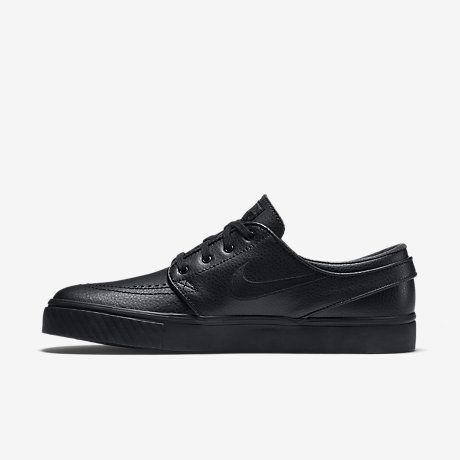 Nike Janoski Leather Blackout