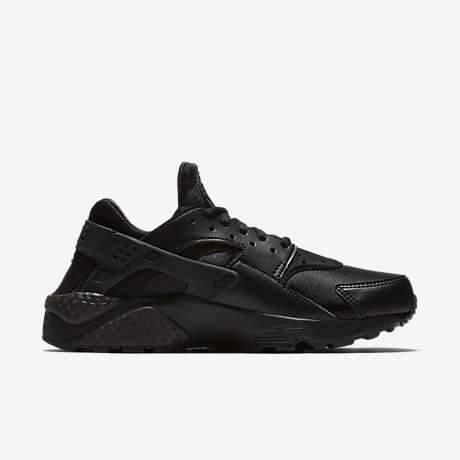 black huaraches nike