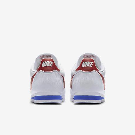 Zapatillas Nike Classic Cortez De Piel