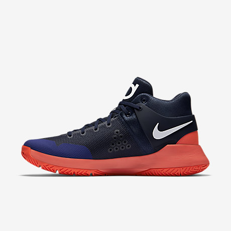 nike kd trey 5 orange gelb