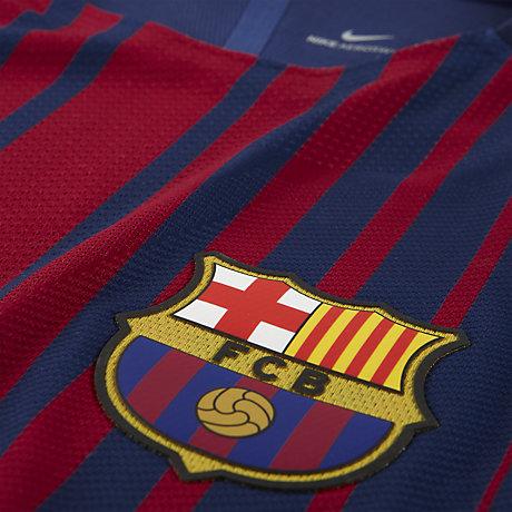 Barcelona dio a conocer su nueva camiseta Nike para la temporada 2017/18