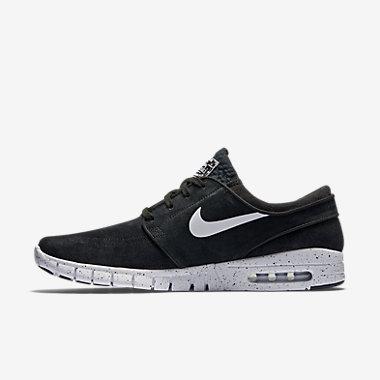 Nike Stefan Janoski Max Schwarz Rot