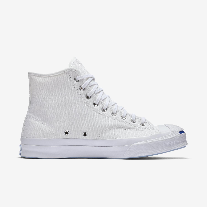 0da1b3bba951e0 Converse Jack Purcell Signature High Top Unisex Shoe. Nike.com