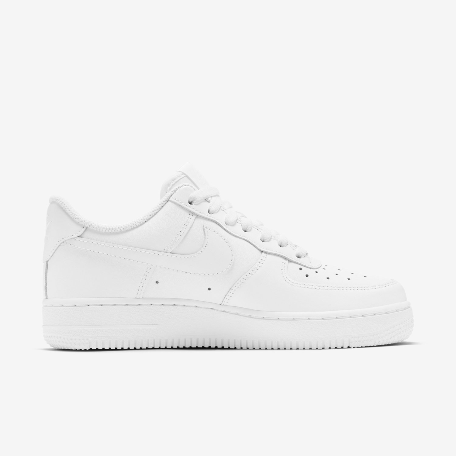 Nike Air Force Womens White
