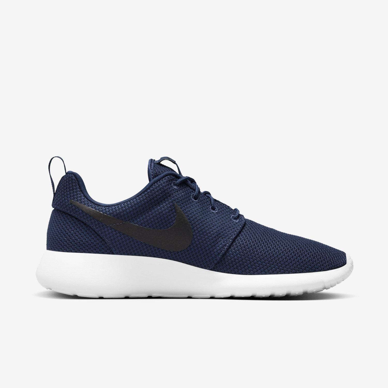 Black And White Nike Free Run Mens Shoes