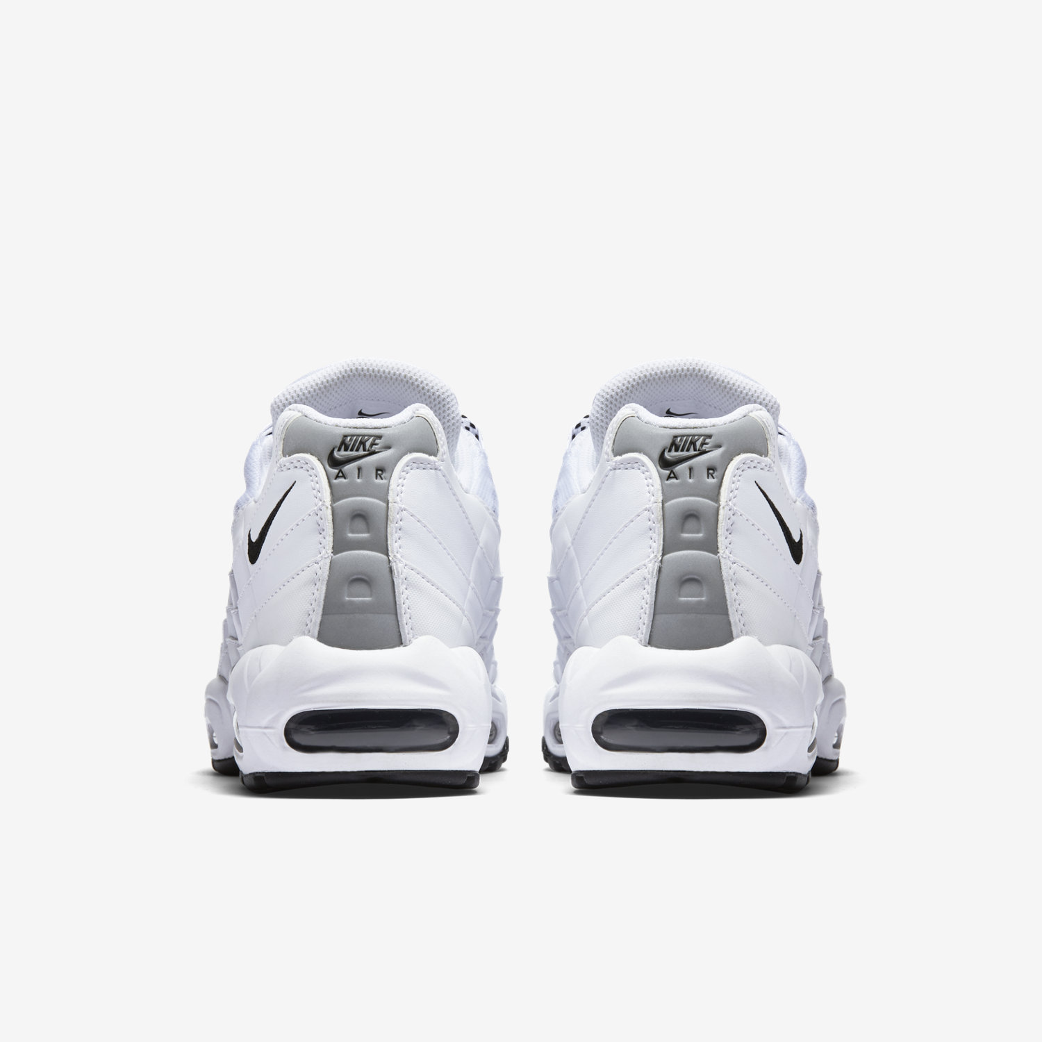 nike air max 95 mens white