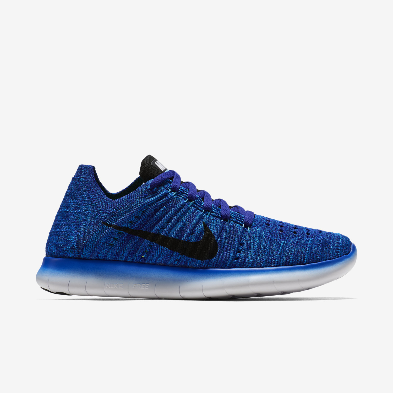 Free Flyknit' Running Shoe (Women)