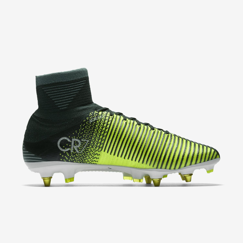 reputable site e0eb5 4687c ... coupon nike mercurial superfly v cr7 sg pro mens soft ground football  boot. bota nike ...
