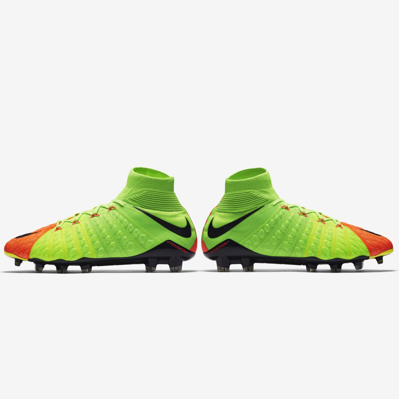 3f39140ed Sale Priced Nike Boys Jr Hypervenom Phantom Iii Df Fg Football Boots green  green/black
