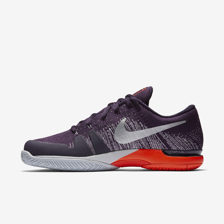 NikeCourt Zoom Vapor Flyknit Hard Court Men's Tennis Shoe. Nike.com