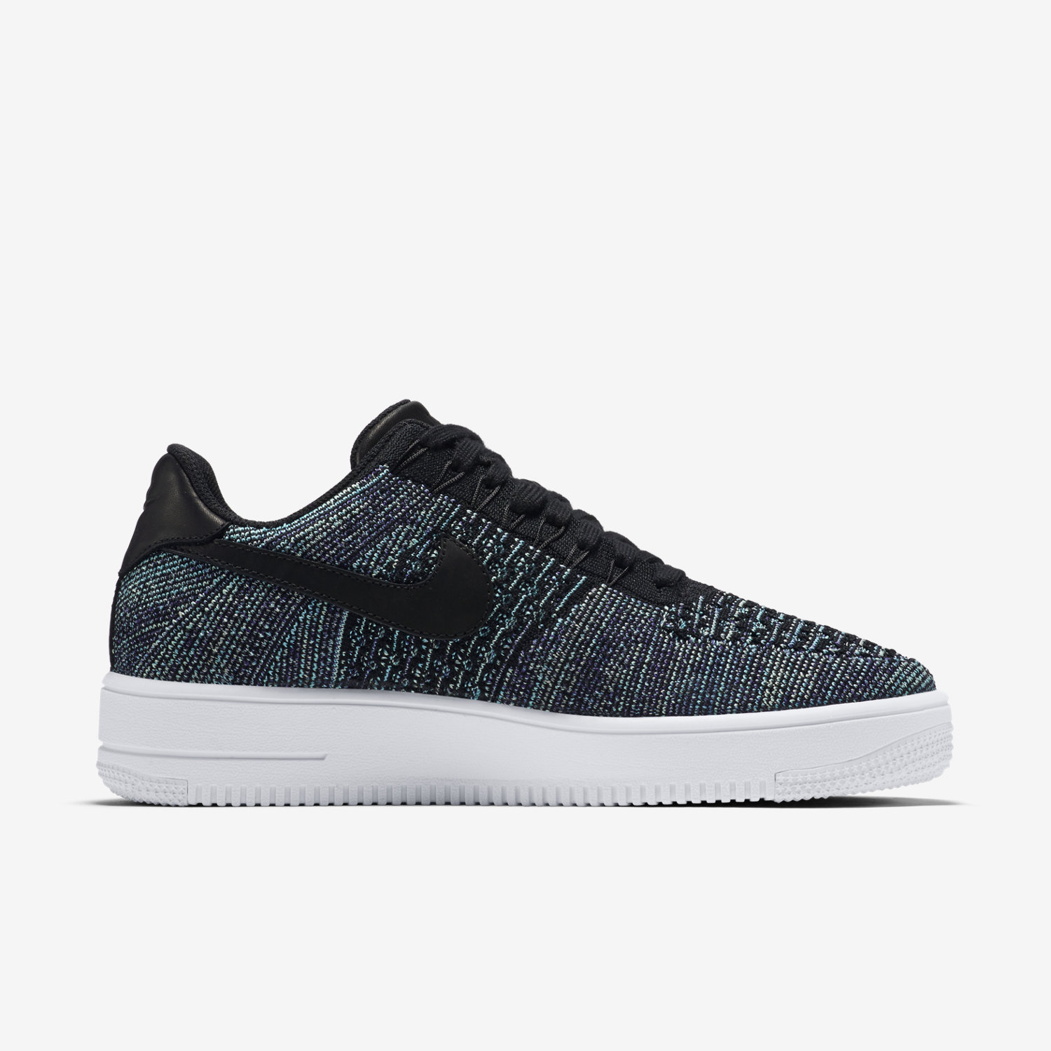air force flyknit nere