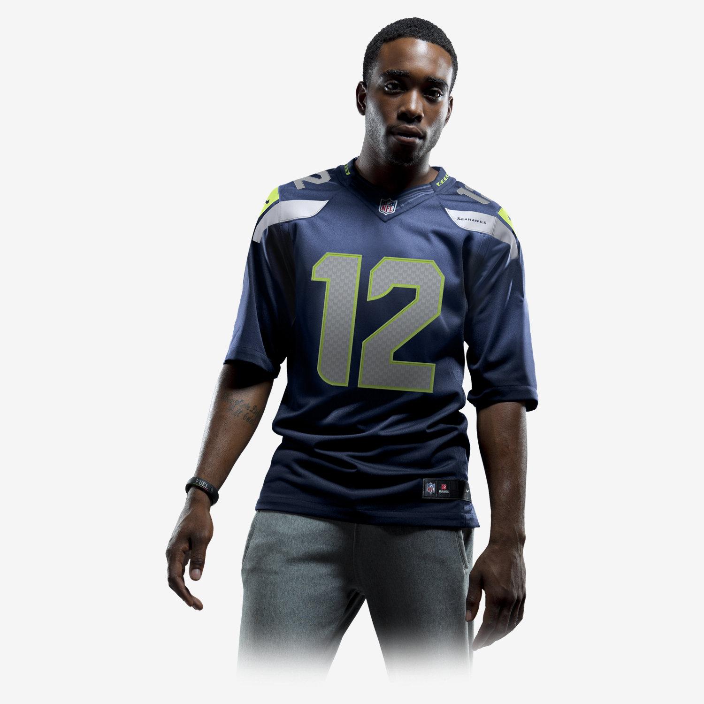 nfl Seattle Seahawks Jordan Hill YOUTH Jerseys