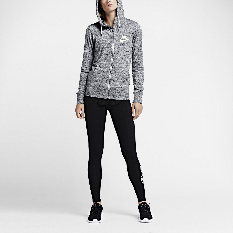 Nike Gym Vintage Full Zip Women'S Hoodie - Trendy Clothes