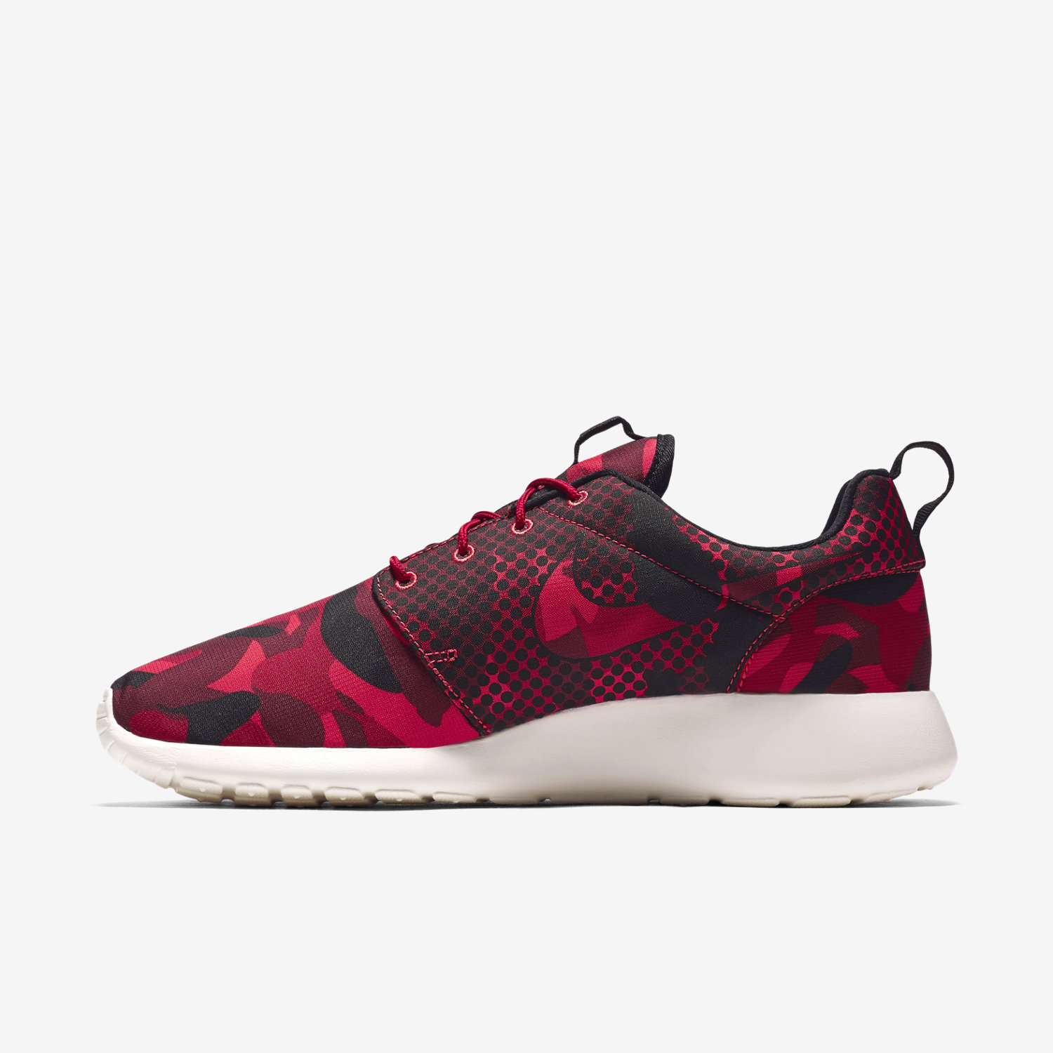 nike men s roshe run print sneakers - Santillana ...