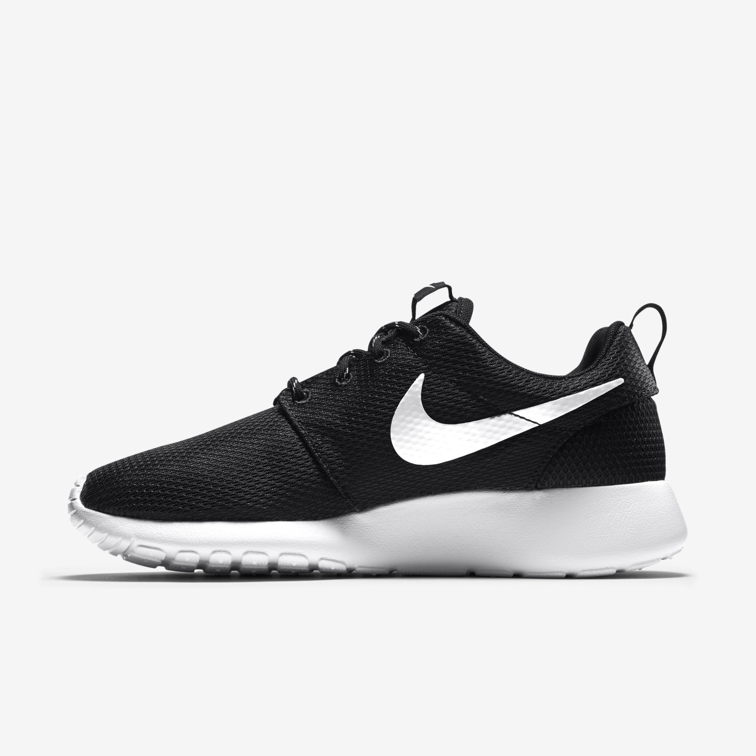 809498cfc1ea Womens Black Nike Roshes
