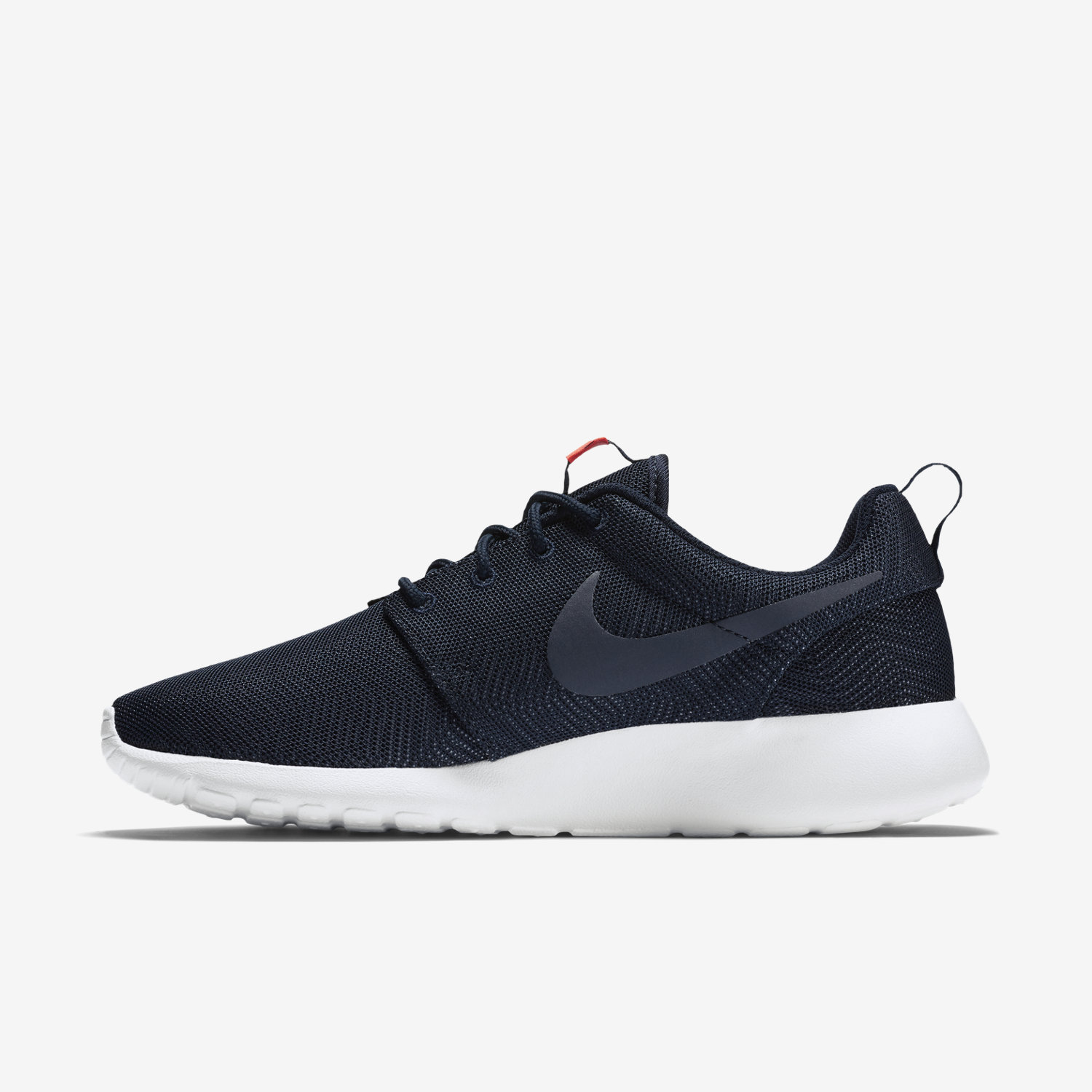 Grey And Black Roshe Shoes