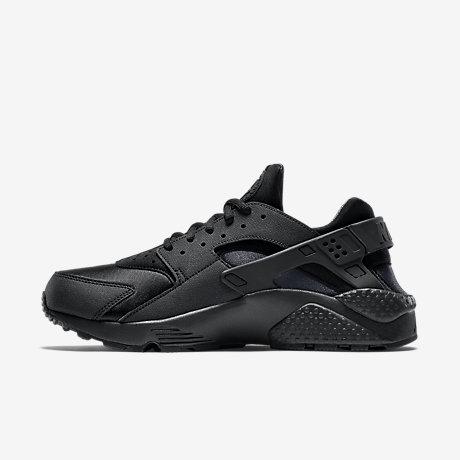 Nike Air Huarache Zwart