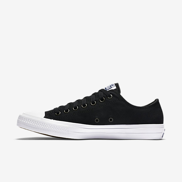 converse chuck taylor 2 black and white
