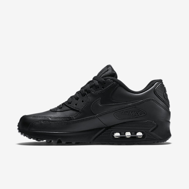 newest f67cf 56605 ... Nike Air Max 90 Leather Mens Shoe.