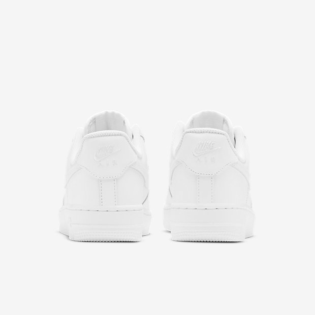nike air force white shoes