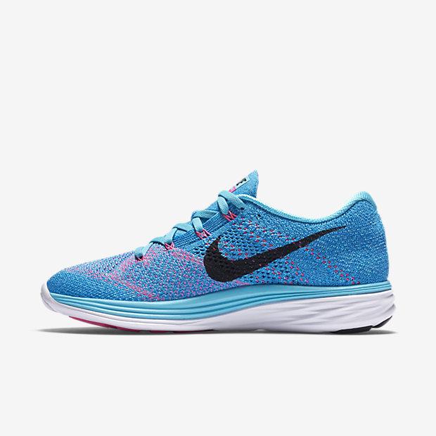 Kids Nike Lunar Epic Flyknit Navis