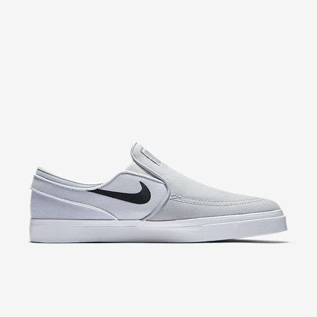 the latest 44c60 6fd11 View seller other 979 Products. The Nike SB Zoom Stefan Janoski Slip-On  Canvas Men s Skateboarding Shoe,Black Black White ...