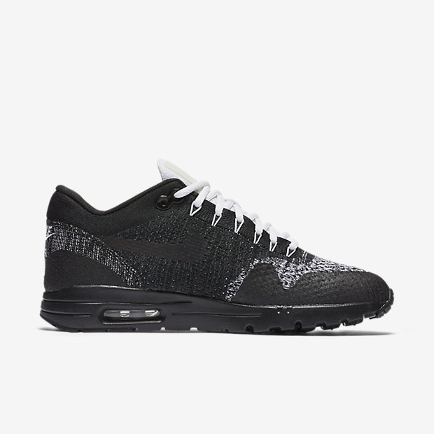 Nike Air Max 1 Flyknit Black