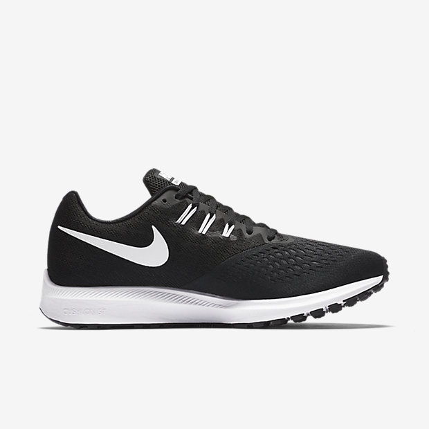 Nike Women's Air Zoom Structure 20 Shield Running Shoes Academy