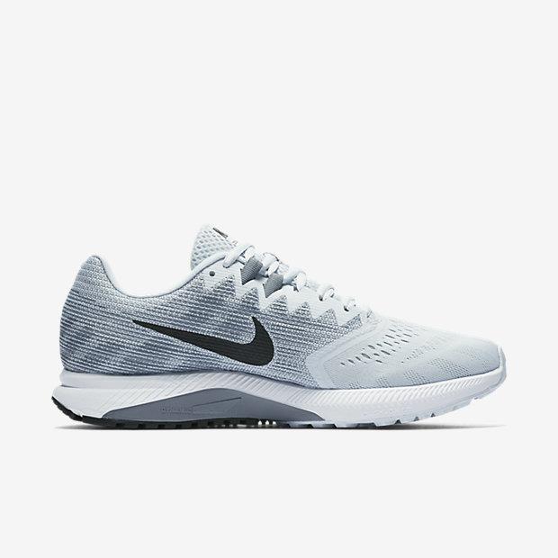 ff1c8e6ecfc4 ... Zoom Span Black Wolf Grey Anthracite White 852437 002 Trainers Men  u0027s Running Shoe nike air span