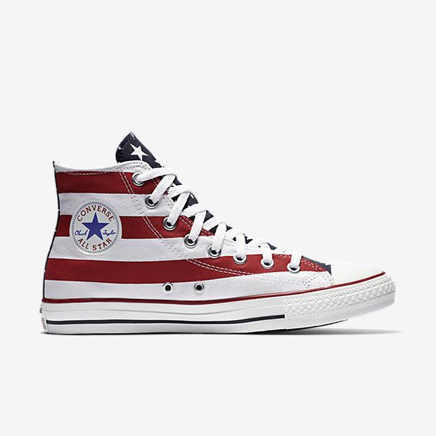Converse Chuck Taylor Americana High Top Unisex Shoe. Nike.com