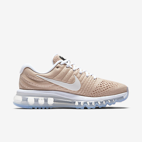 nike air max 2017 baskets beige