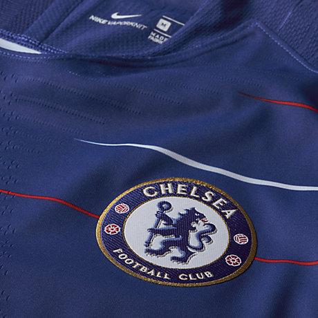 e18c9de9d16 2018 19 Chelsea FC Vapor Match Home Men s Football Shirt. Nike.com UK