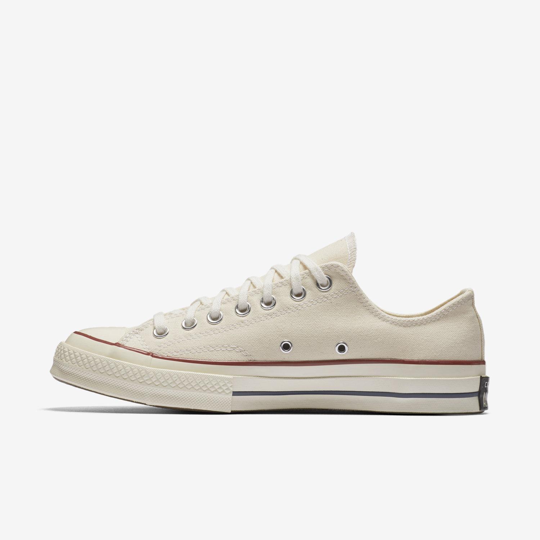 converse beige sneakers
