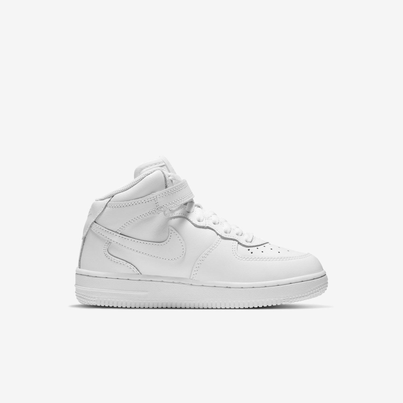 Nike Air Force 1 Mid Little Kids\' Shoe. Nike.com
