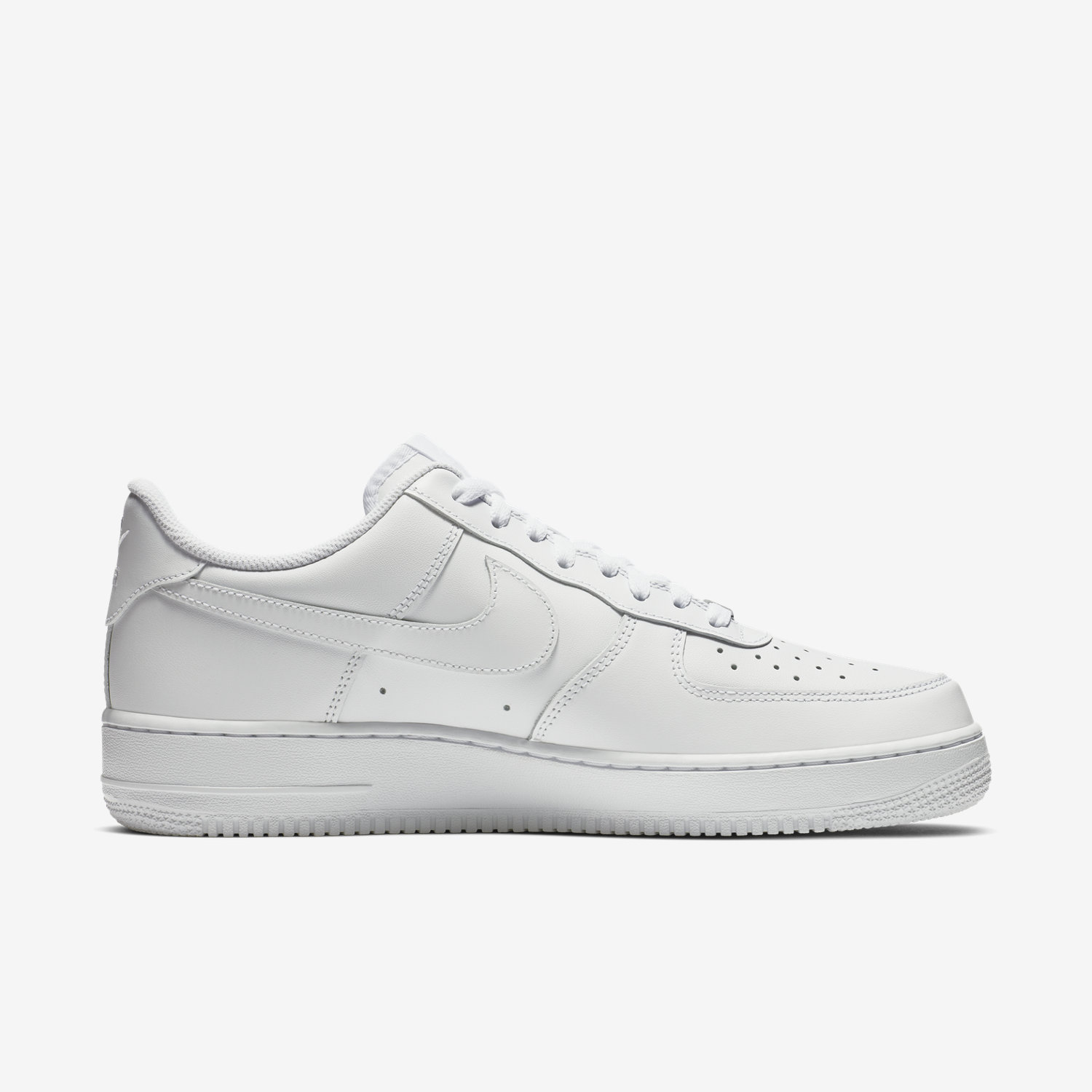 Nike air force 1 07 black and white dresses