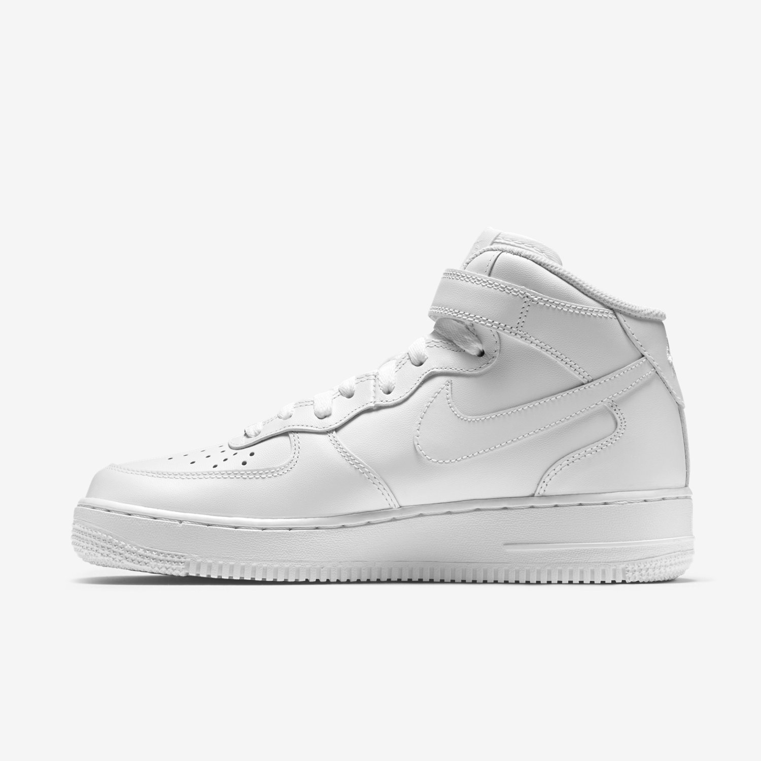 Nike AIR FORCE 1 LOW WOMENS White/White Hype DC