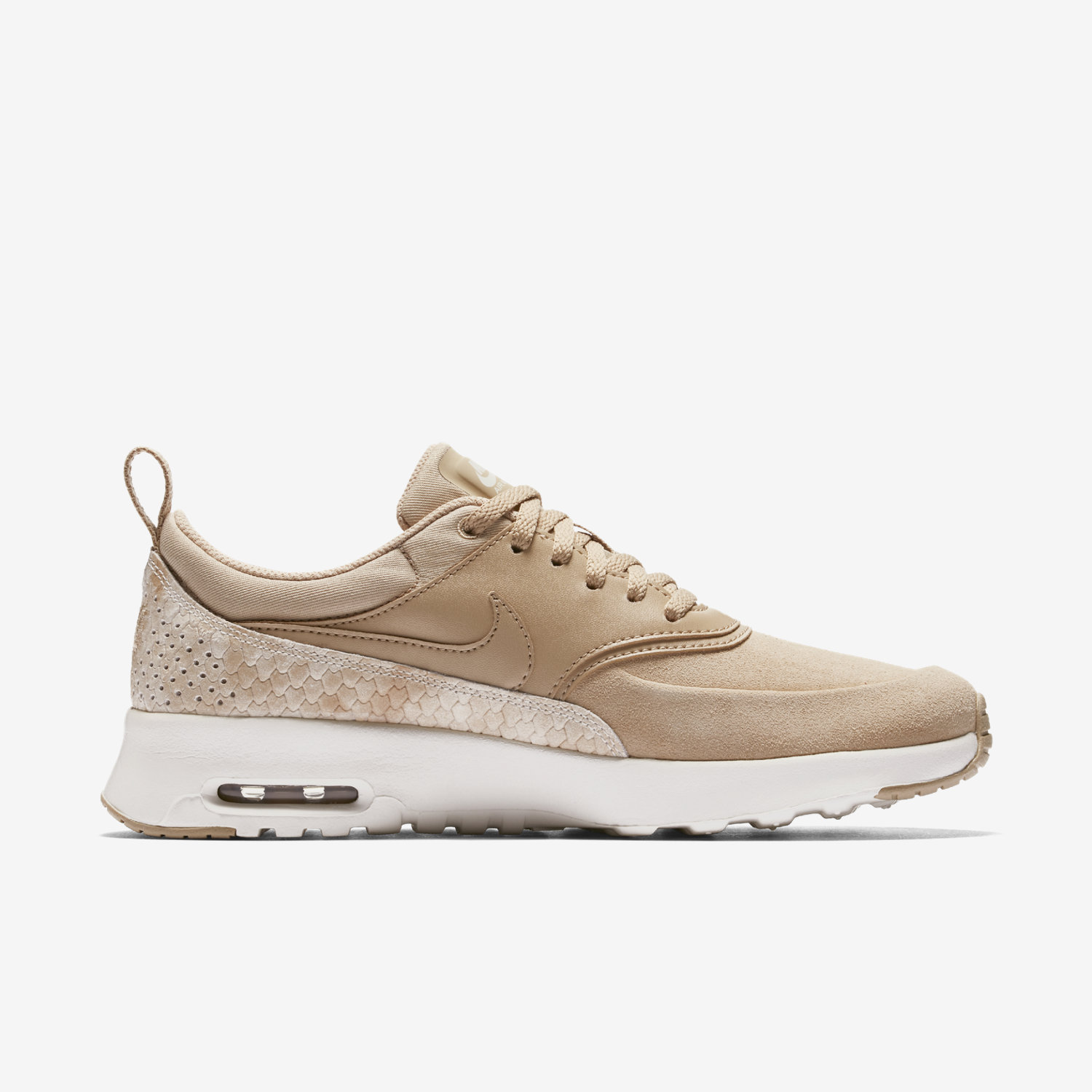 Nike Air Max Thea Army Green Kellogg Community College