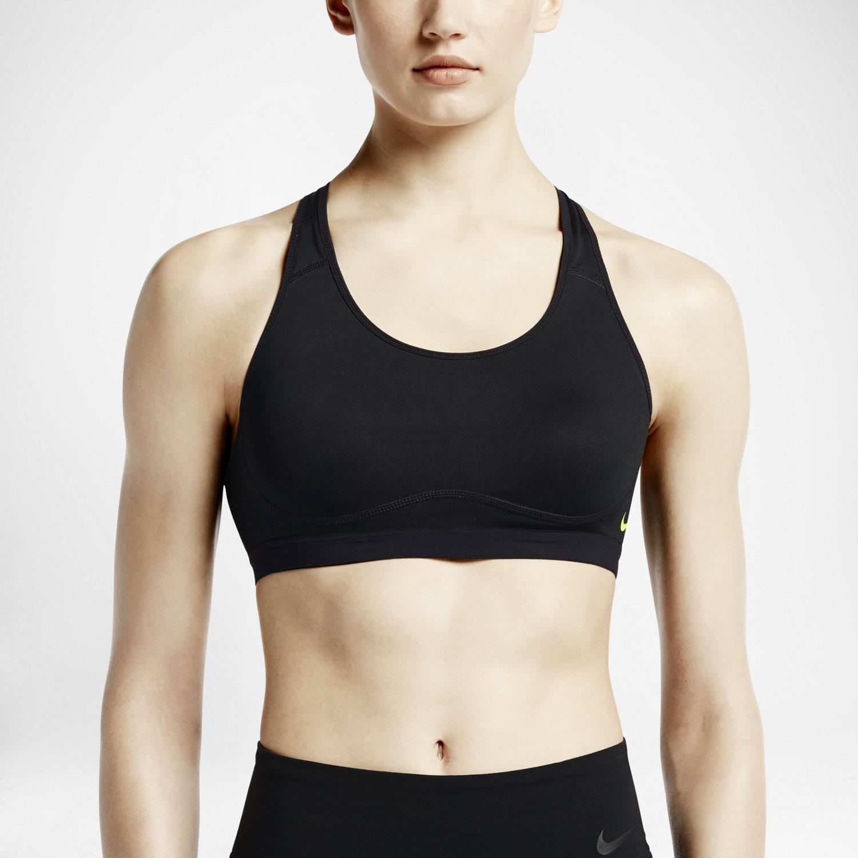 Nike Fierce Women's Sports Bra. Nike.com