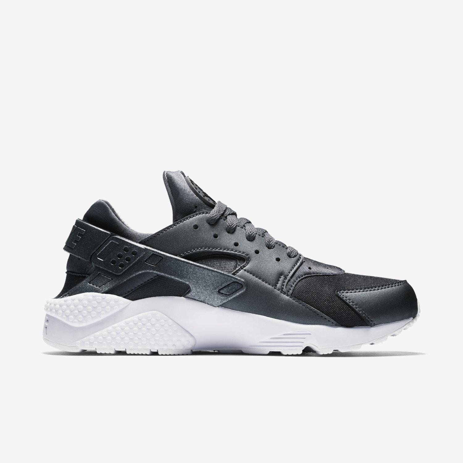 mennns nike air huarache run hvit. Black Bedroom Furniture Sets. Home Design Ideas